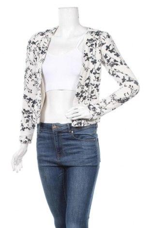 Дамско сако ONLY, Размер XS, Цвят Бял, Памук, Цена 7,25лв.