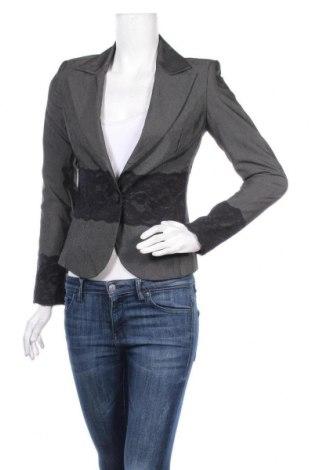 Γυναικείο σακάκι Rinascimento, Μέγεθος S, Χρώμα Γκρί, Πολυεστέρας, βισκόζη, ελαστάνη, Τιμή 35,92€