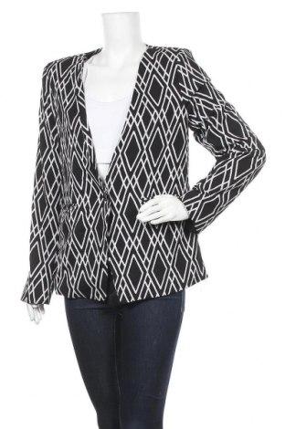 Дамско сако Rosebullet, Размер L, Цвят Черен, Полиестер, Цена 5,46лв.