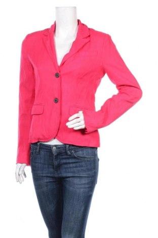 Дамско сако S.Oliver, Размер S, Цвят Розов, Полиамид, Цена 14,47лв.