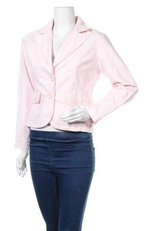 Дамско сако S:aix, Размер M, Цвят Розов, 100% памук, Цена 21,42лв.