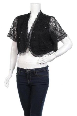 Γυναικεία ζακέτα Sheego, Μέγεθος M, Χρώμα Μαύρο, Τιμή 4,77€