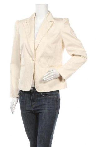 Дамско сако Sixth Sens, Размер L, Цвят Жълт, 98% памук, 2% еластан, Цена 25,20лв.