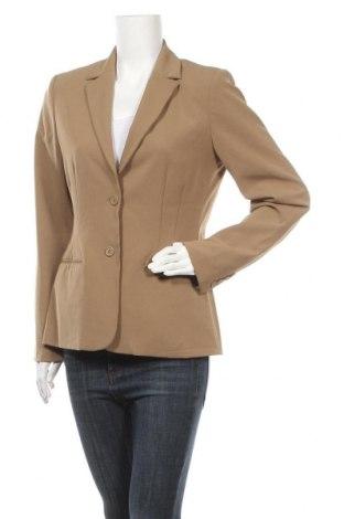 Дамско сако Smart Set, Размер M, Цвят Кафяв, 94% полиестер, 6% еластан, Цена 3,00лв.