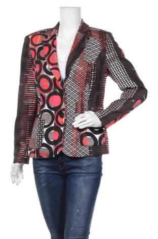 Дамско сако Steilmann, Размер L, Цвят Многоцветен, 96% вискоза, 4% еластан, Цена 37,80лв.