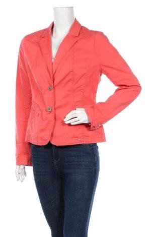 Дамско сако Street One, Размер M, Цвят Розов, 98% памук, 2% еластан, Цена 22,31лв.