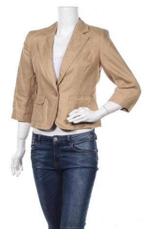 Дамско сако Style & Co, Размер S, Цвят Бежов, Цена 16,17лв.