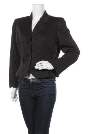 Γυναικείο σακάκι Tahari By Arthur S. Levine, Μέγεθος L, Χρώμα Μαύρο, 50% πολυεστέρας, 47% βισκόζη, 3% πολυουρεθάνης, Τιμή 10,29€