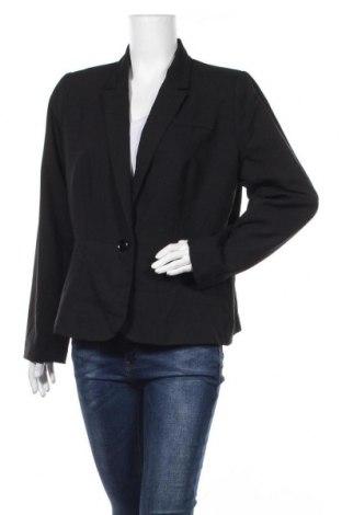 Дамско сако Target, Размер XL, Цвят Черен, Полиестер, Цена 28,93лв.