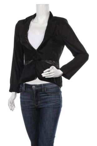 Γυναικείο σακάκι Vera Mont, Μέγεθος S, Χρώμα Μαύρο, 96% ασετάτ, 4% ελαστάνη, Τιμή 18,99€