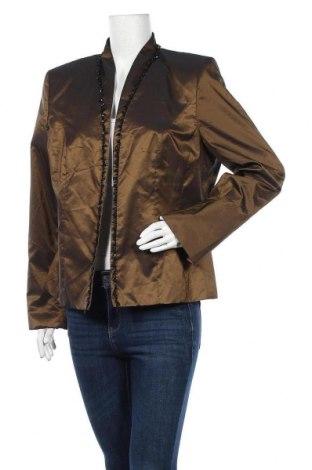Γυναικείο σακάκι Vera Mont, Μέγεθος XL, Χρώμα Καφέ, Πολυεστέρας, Τιμή 40,33€