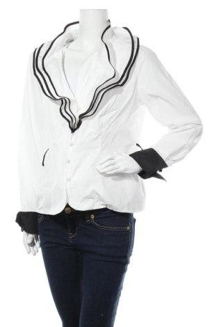 Γυναικείο σακάκι Vera Mont, Μέγεθος XL, Χρώμα Λευκό, Πολυεστέρας, Τιμή 25,92€
