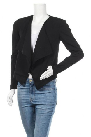 Дамско сако Vero Moda, Размер S, Цвят Черен, Полиестер, Цена 9,19лв.