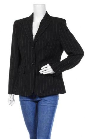Γυναικείο σακάκι Vittoria Verani, Μέγεθος L, Χρώμα Μαύρο, Πολυεστέρας, Τιμή 3,91€