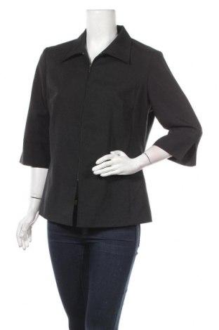 Дамско сако Vivien Caron, Размер L, Цвят Черен, Полиестер, Цена 5,80лв.
