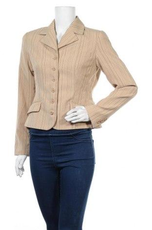 Дамско сако Vivien Caron, Размер S, Цвят Бежов, 98% полиестер, 2% вискоза, Цена 6,04лв.