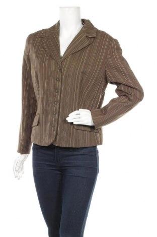 Дамско сако Vivien Caron, Размер XL, Цвят Зелен, 98% полиестер, 2% вискоза, Цена 5,55лв.
