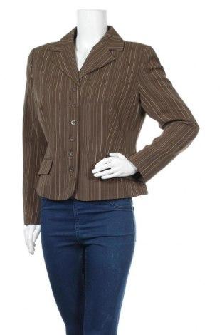 Дамско сако Vivien Caron, Размер L, Цвят Зелен, 98% полиестер, 2% вискоза, Цена 5,55лв.