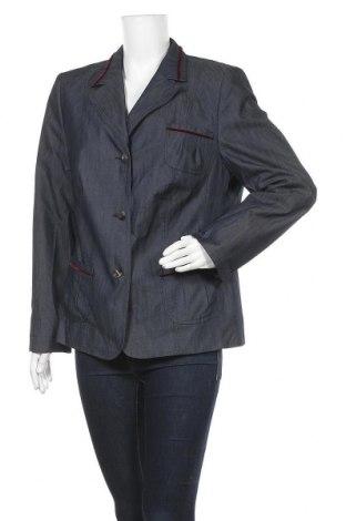 Γυναικείο σακάκι Walbusch, Μέγεθος XL, Χρώμα Μπλέ, Τιμή 8,12€