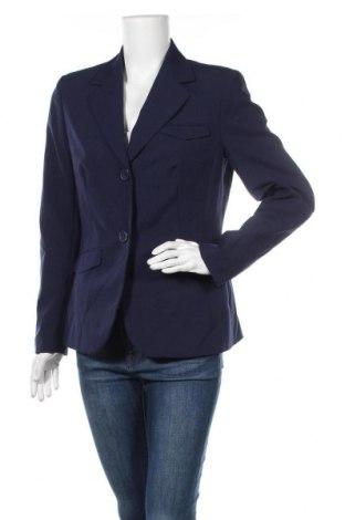 Дамско сако Woman's Fashion, Размер M, Цвят Син, Полиестер, Цена 9,77лв.