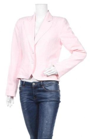 Дамско сако Xanaka, Размер M, Цвят Розов, 100% полиестер, Цена 13,65лв.