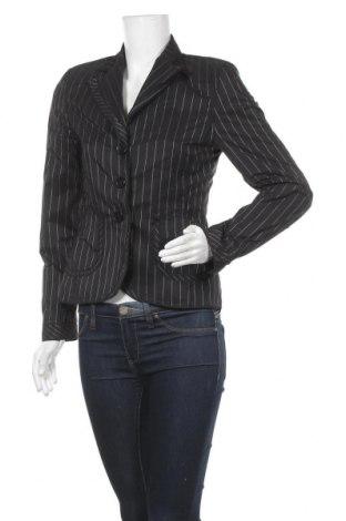 Γυναικείο σακάκι Yorn, Μέγεθος S, Χρώμα Μαύρο, Πολυεστέρας, Τιμή 6,00€