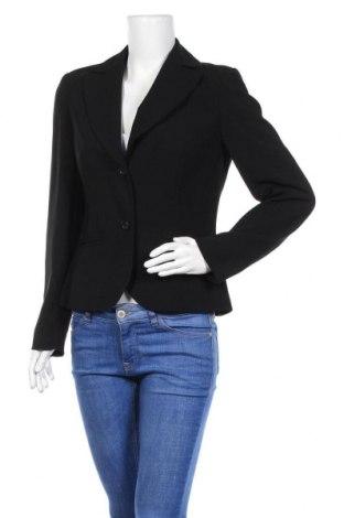 Γυναικείο σακάκι Yorn, Μέγεθος M, Χρώμα Μαύρο, Πολυεστέρας, Τιμή 5,36€