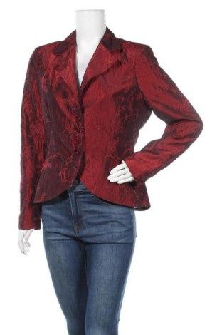 Γυναικείο σακάκι Your Sixth Sense, Μέγεθος XL, Χρώμα Κόκκινο, 50% πολυεστέρας, 50% πολυεστέρας, Τιμή 13,64€