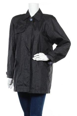 Дамско яке, Размер L, Цвят Черен, 50% памук, 50% полиестер, Цена 8,19лв.