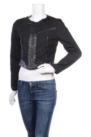 Дамско яке, Размер M, Цвят Черен, Цена 7,98лв.