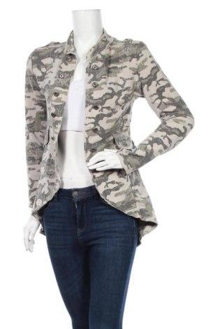 Дамско яке, Размер S, Цвят Многоцветен, Цена 12,29лв.