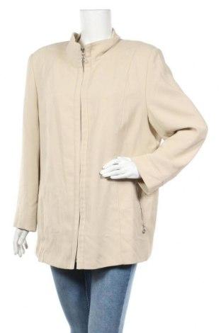 Дамско яке, Размер XL, Цвят Бежов, Полиестер, Цена 9,98лв.