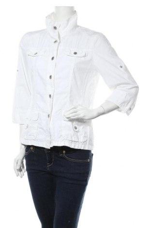 Γυναικείο μπουφάν G.W., Μέγεθος L, Χρώμα Λευκό, Τιμή 10,46€
