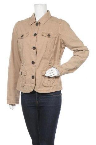Γυναικείο μπουφάν Mexx, Μέγεθος XL, Χρώμα  Μπέζ, Βαμβάκι, Τιμή 15,46€