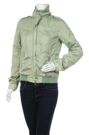 Дамско яке Nkd, Размер S, Цвят Зелен, Полиамид, Цена 11,55лв.