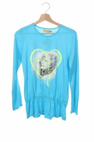Παιδική μπλούζα Staccato, Μέγεθος 13-14y/ 164-168 εκ., Χρώμα Μπλέ, 50% βαμβάκι, 50% βισκόζη, Τιμή 3,41€