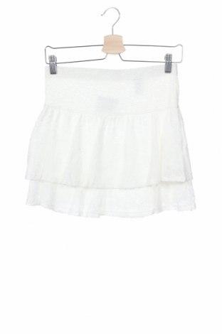 Παιδική φούστα H&M, Μέγεθος 12-13y/ 158-164 εκ., Χρώμα Λευκό, Βαμβάκι, Τιμή 5,57€