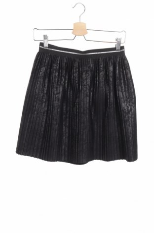 Παιδική φούστα KappAhl, Μέγεθος 14-15y/ 168-170 εκ., Χρώμα Μαύρο, 95% πολυεστέρας, 5% ελαστάνη, Τιμή 4,77€