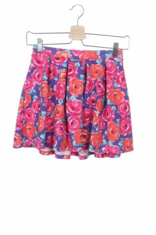Παιδική φούστα Place Est. 1989, Μέγεθος 13-14y/ 164-168 εκ., Χρώμα Πολύχρωμο, 95% πολυεστέρας, 5% ελαστάνη, Τιμή 3,64€