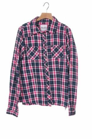 Παιδικό πουκάμισο Here+There, Μέγεθος 12-13y/ 158-164 εκ., Χρώμα Πολύχρωμο, 100% βαμβάκι, Τιμή 3,41€