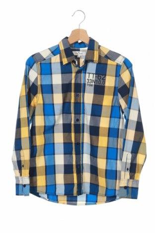 Παιδικό πουκάμισο Tom Tailor, Μέγεθος 10-11y/ 146-152 εκ., Χρώμα Πολύχρωμο, Βαμβάκι, Τιμή 14,81€