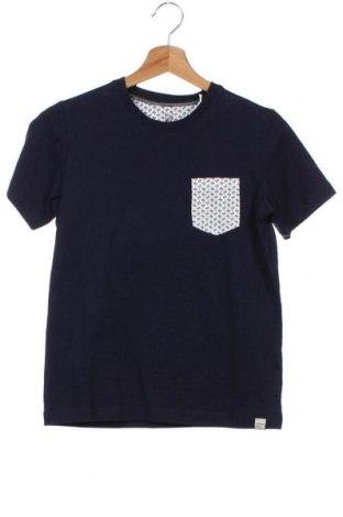 Παιδικό μπλουζάκι Jack & Jones, Μέγεθος 11-12y/ 152-158 εκ., Χρώμα Μπλέ, Βαμβάκι, Τιμή 9,64€