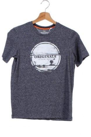 Παιδικό μπλουζάκι Jack & Jones, Μέγεθος 11-12y/ 152-158 εκ., Χρώμα Μπλέ, Βαμβάκι, Τιμή 9,29€