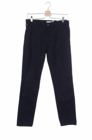 Детски панталон U.S. Polo Assn., Размер 10-11y/ 146-152 см, Цвят Син, 97% памук, 3% еластан, Цена 15,30лв.
