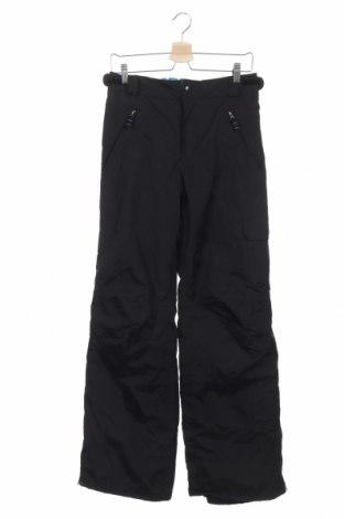 Παιδικό παντελόνι για χειμερινά σπορ Crane, Μέγεθος 15-18y/ 170-176 εκ., Χρώμα Μαύρο, Πολυαμίδη, Τιμή 10,98€
