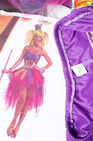 Карнавален костюм, Размер L, Цвят Многоцветен, Полиестер, Цена 17,15лв.