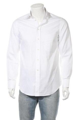 Ανδρικό πουκάμισο Camicissima, Μέγεθος M, Χρώμα Λευκό, Βαμβάκι, Τιμή 10,97€