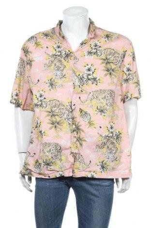 Ανδρικό πουκάμισο H&M L.O.G.G., Μέγεθος XXL, Χρώμα Πολύχρωμο, Βαμβάκι, Τιμή 6,62€