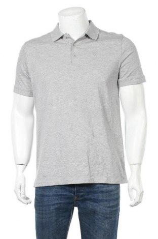 Pánské tričko  Corso Da Vinci, Velikost L, Barva Šedá, 90% bavlna, 10% viskóza, Cena  230,00Kč