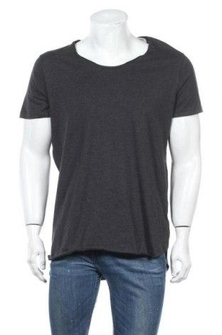 Pánské tričko  Pull&Bear, Velikost XL, Barva Šedá, 80% bavlna, 20% polyester, Cena  136,00Kč